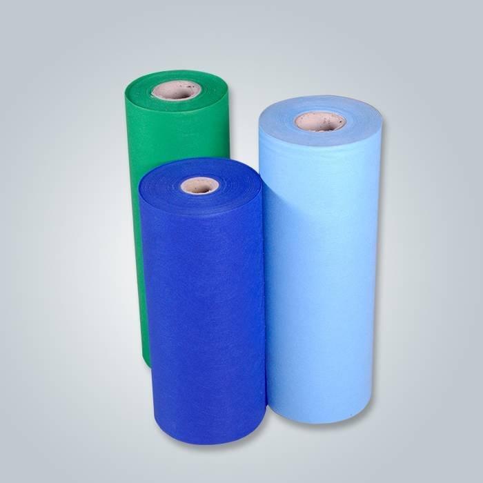 Material fresco 100% PP tecido não tecido hidrofóbico