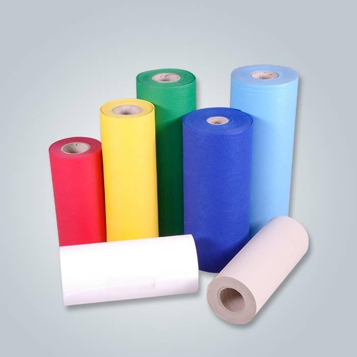 Factory price 100%PP  high quality  spunbonded nonwoven fabric