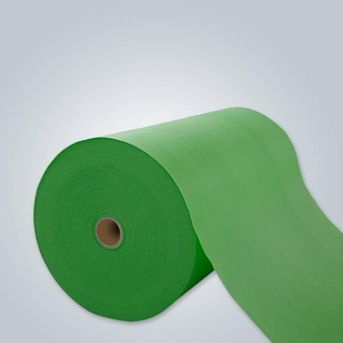 Tejido no tejido spunbond pp respirable de China Textiles buen precio