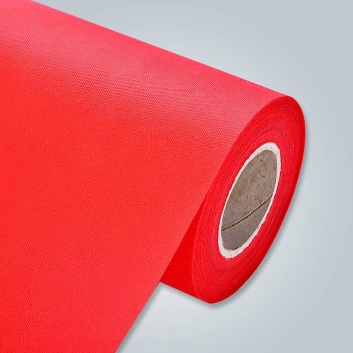 Tessuto non tessuto ignifugo di 100% pp spunbond di buona qualità
