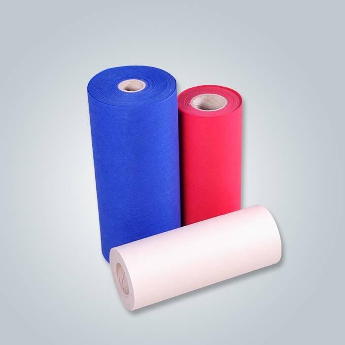 PP Microfiber Spunbond Нетканая ткань для материала для обтирания инструмента