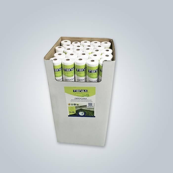 UV Tissu non-tissé traité contre les mauvaises herbes traité aux