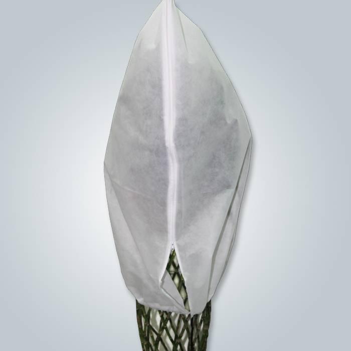 Cubierta de protección de árbol de tela no tejida