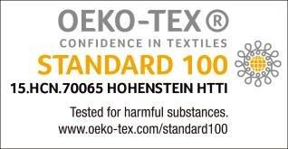 La compañía Rayson obtuvo con éxito el certificado OEKO-TEX®