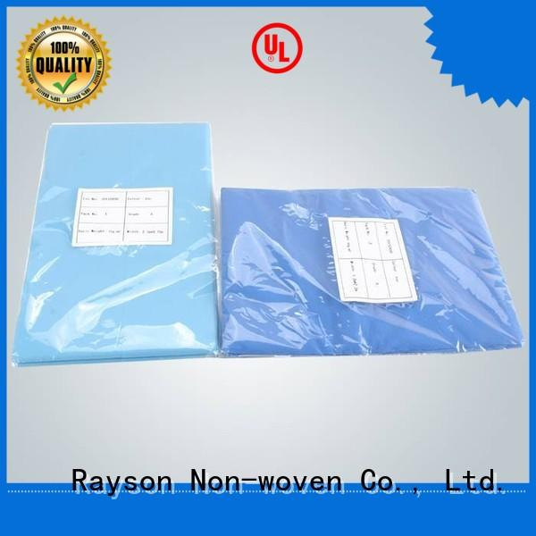 Wholesale carry non woven fabric used in agriculture 75 rayson nonwoven,ruixin,enviro Brand