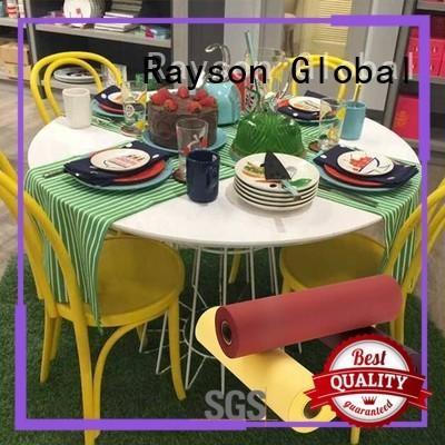 Rayson non tissé, ruixin, fournisseur de sac non tissé d'hôtel de couverture d'enveloppe de marque Panton