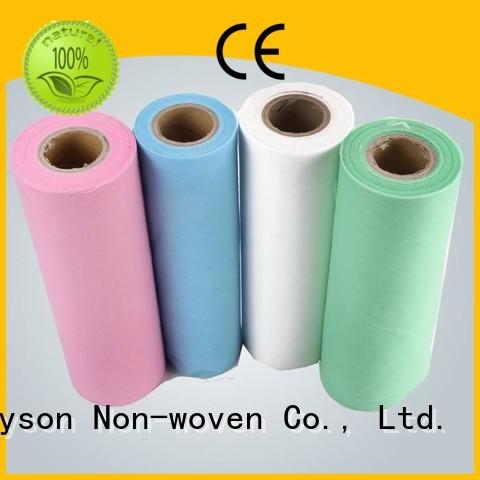 pet soft rayson nonwoven,ruixin,enviro Brand non woven material