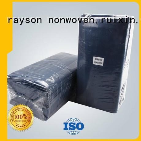 rayson nonwoven,ruixin,enviro Brand couch color buy non woven polypropylene fabric paper supplier