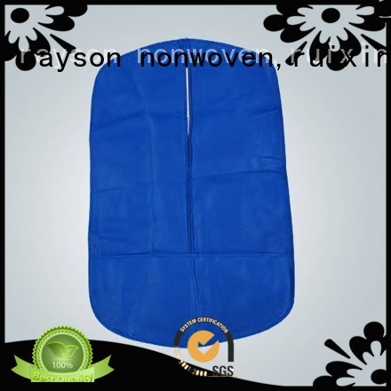 fashion polypropylene ecofriendly pp spunbond rayson nonwoven,ruixin,enviro Brand company