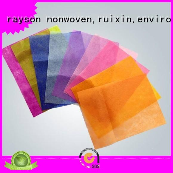 nonwovens companies bonded car face non woven weed control fabric manufacture