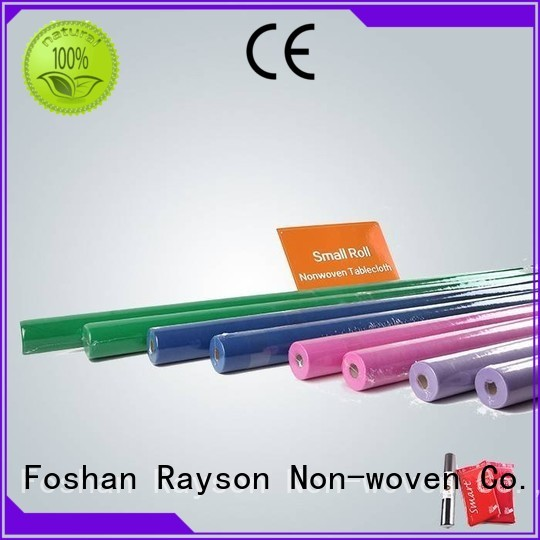 rayson nonwoven,ruixin,enviro Brand shrink various custom non woven cloth