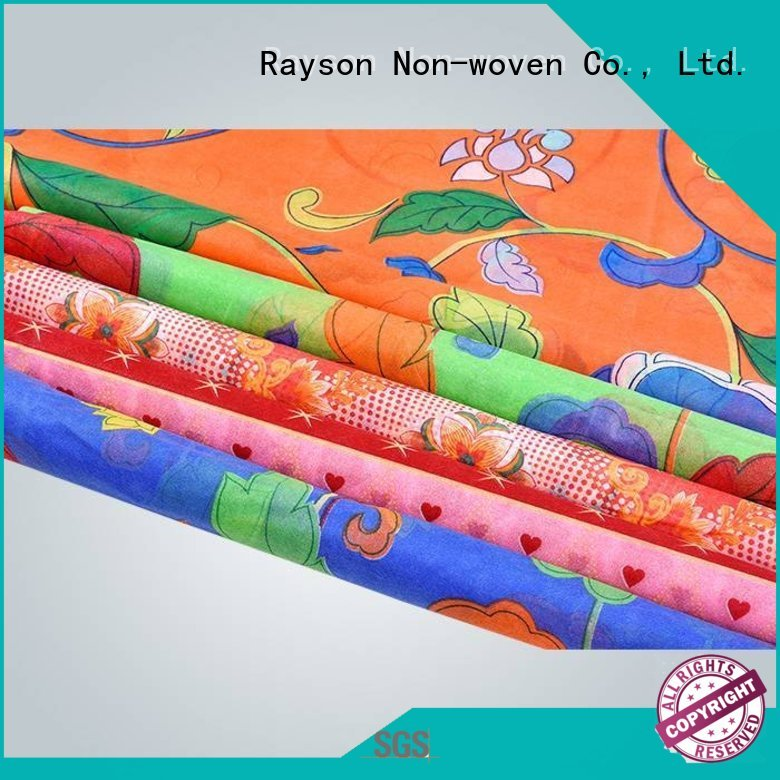 disposable multicolor non woven fabric manufacturing machine cost design rayson nonwoven,ruixin,enviro Brand