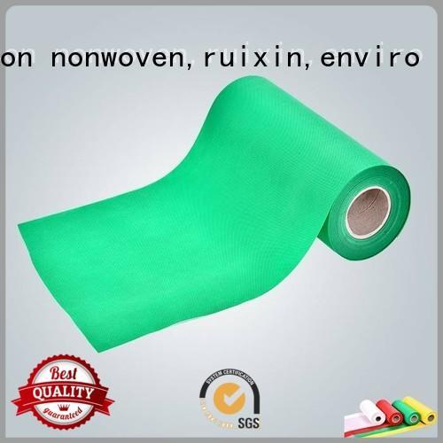 Rayson 부직포, ruixin, 환경 제품 비 짠 가방 원료 디자인 선물