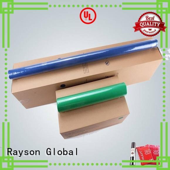 rayson nonwoven,ruixin,enviro Brand direct cloth custom non woven polypropylene fabric suppliers