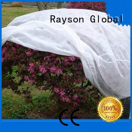 सर्दियों के कवरिंग फूल उद्यान कपड़े परिदृश्य rayson nonwoven, ruixin, enviro ब्रांड
