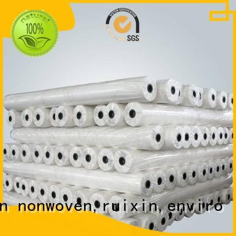 Rotoli di polipropilene non tessuto caldo rayson non tessuto, ruixin, marchio Enviro