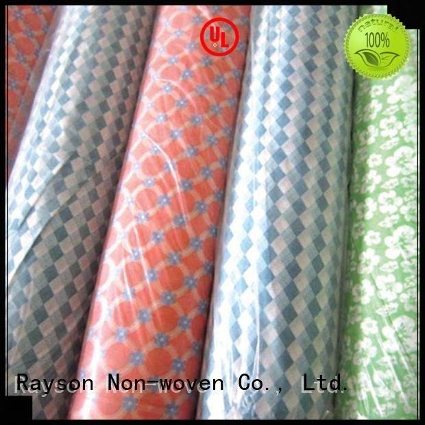 iso non woven polypropylene printing uk rayson nonwoven,ruixin,enviro