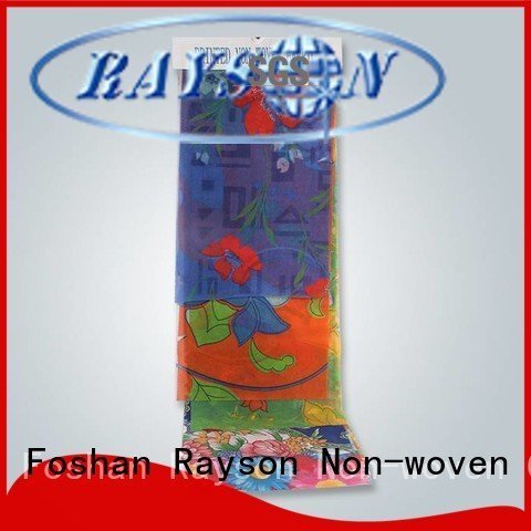 rayson nonwoven,ruixin,enviro design we cleaning spunlace nonwoven fabric suppliers logo