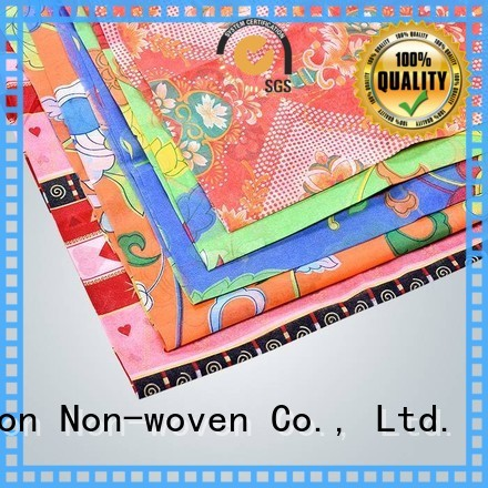 rayson nonwoven,ruixin,enviro disposable digital printing on non woven fabric personalized for covers