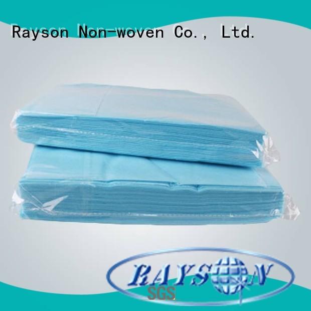 rayson nonwoven,ruixin,enviro Brand surgical diposable ss spunlace buy non woven fabric