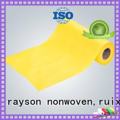 Rayson vlies, ruixin,enviro langlebig ein ein non woven stoff großhandel für indoor
