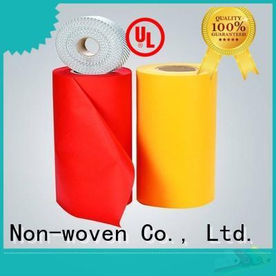 Rayson no tejido, ruixin,enviro 75gsm almohadilla de goma antideslizante fabricante para hotel