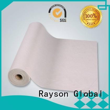 Stype máquina de fabricación de tela no tejida 100pp no tejido poly rayson, ruixin, enviro empresa