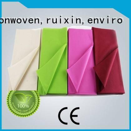 bonded resistant non woven cloth rayson nonwoven,ruixin,enviro Brand