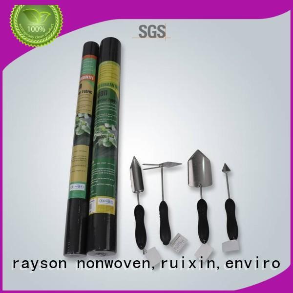 hydrophilic surpress color 30 year landscape fabric rayson nonwoven,ruixin,enviro Brand