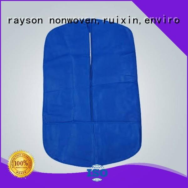 rayson nonwoven,ruixin,enviro logo pp spunbond wholesale for suit cover