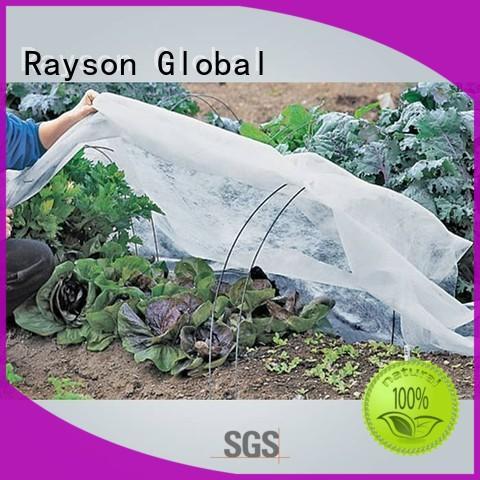Di larghezza nero weed controllo tessuto della copertura produttore per esterno