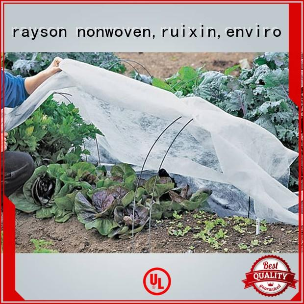 growing fabric for weeds stabilized wide rayson nonwoven,ruixin,enviro Brand