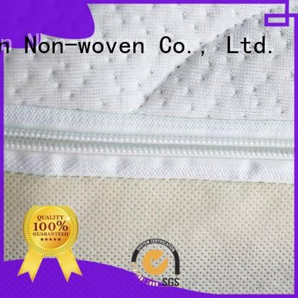 rayson nonwoven,ruixin,enviro soft 4 oz non woven geotextile fabric customized for mattress