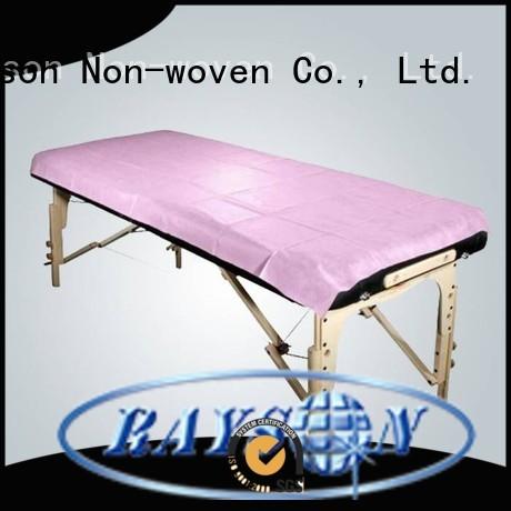 rayson nonwoven,ruixin,enviro Brand massga piece blue non woven fabric used in agriculture sms