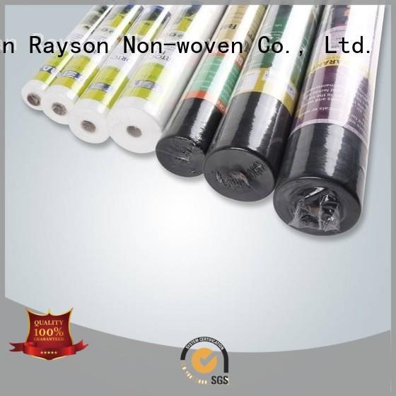 Rayson 不織布、 ruixin 、エンバイロ余分なワイド風景生地工場出荷時の価格ホーム