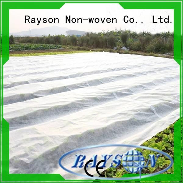 Rayson nonwoven,ruixin,enviro के लिए कंबल बगीचा कपड़े कवर व्यक्तिगत आउटडोर
