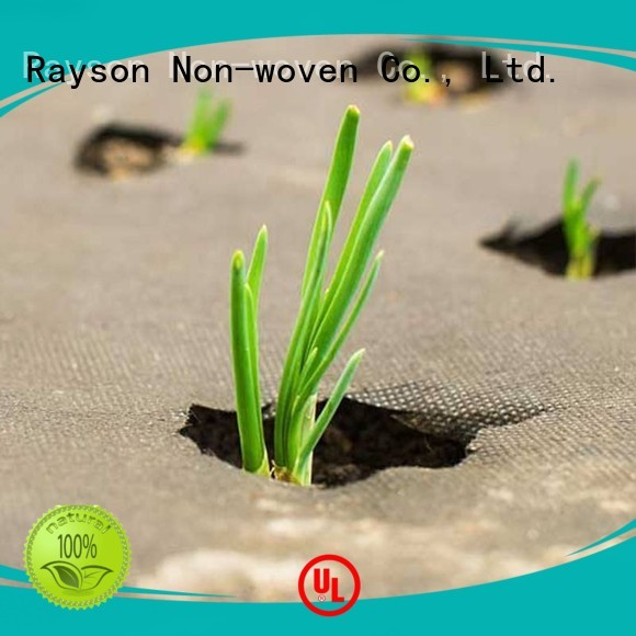 landscape fabric drainage input mothproof controllable rayson nonwoven,ruixin,enviro Brand landscape fabric material