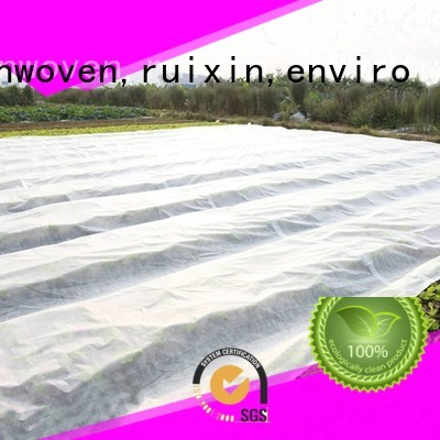 rayson nonwoven,ruixin,enviro Brand 50gram color water cover 30 year landscape fabric