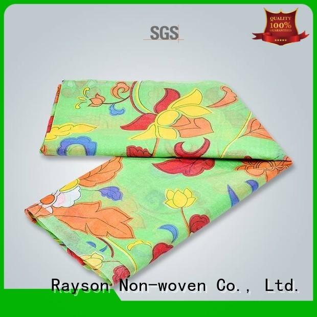 spunlace nonwoven fabric suppliers 60gram maketoorder nowoven Warranty rayson nonwoven,ruixin,enviro