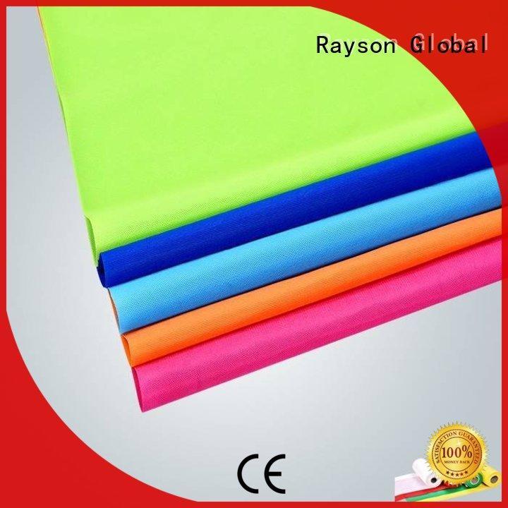 Rayson 부직포, ruixin, 환경 방지 spunlace 짠것이 아닌 닦음 디자인 선물