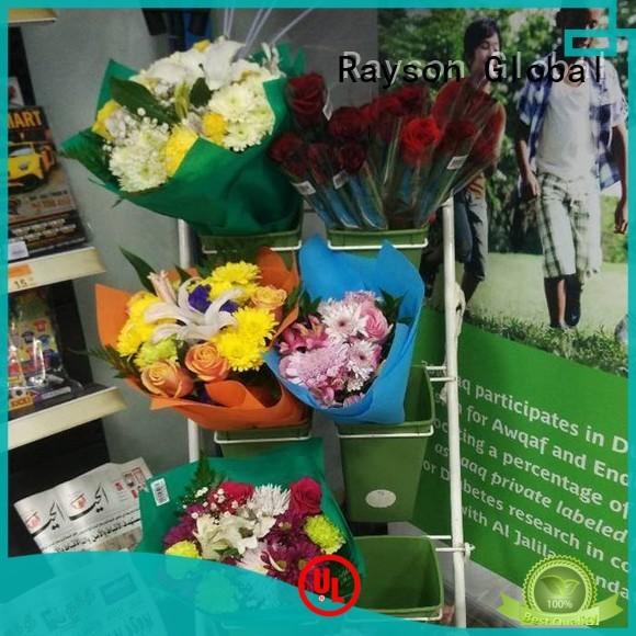 Rayson vlies, ruixin,enviro bankett spunlace vlies stoff lieferanten serie für bettwäsche