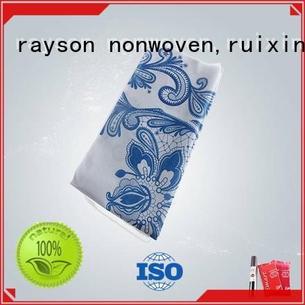 Rayson nonwoven,ruixin,enviro mx14 material impermeable Venta Directa para embalaje