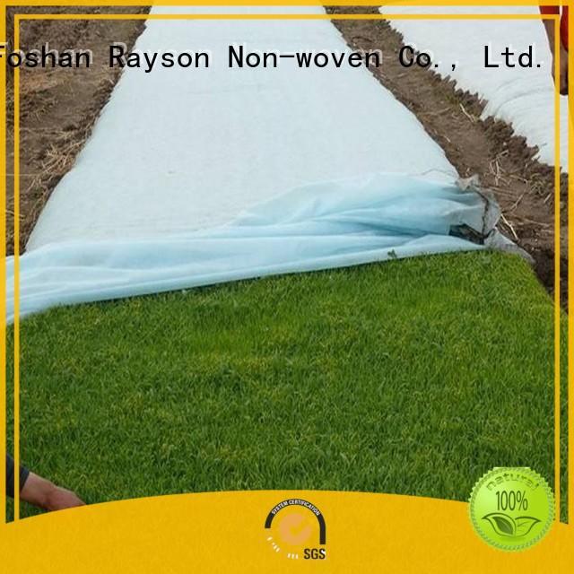 Rayson nonwoven,ruixin,enviro संयुक्त हाजी गैर बुना कपड़े के लिए चीन से आउटडोर