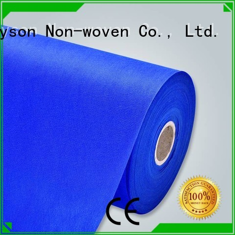 Custom strength supplierspet non woven weed control fabric rayson nonwoven,ruixin,enviro make