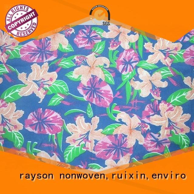 max technics beautiful rayson nonwoven,ruixin,enviro Brand non woven fabric manufacturing machine cost supplier