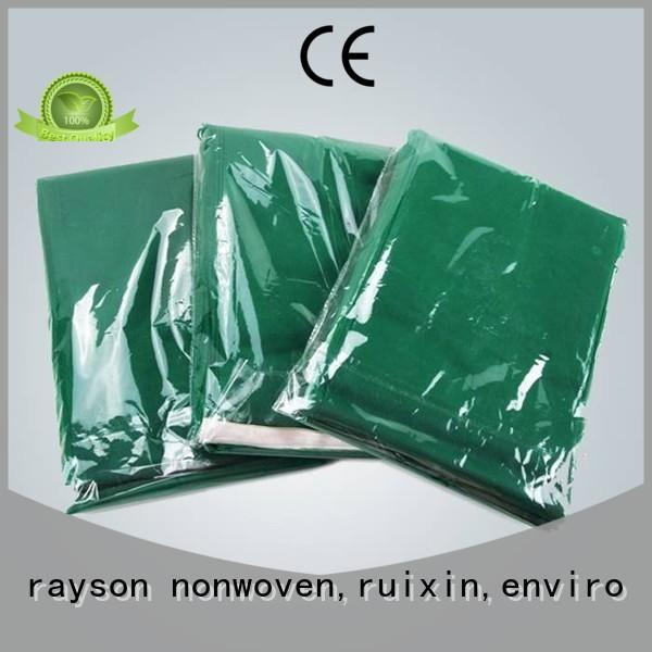 Rayson nonwoven,ruixin,enviro पैक nonwoven यूवी वार सीधे बिक्री के लिए आउटडोर