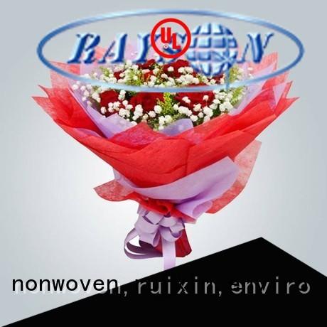 nonwovens companies pocket bottom non woven weed control fabric rayson nonwoven,ruixin,enviro Brand