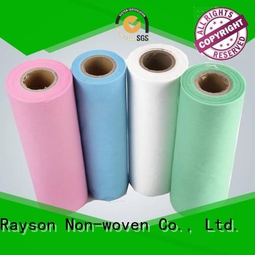 Hot non woven clothes precut rayson nonwoven,ruixin,enviro Brand