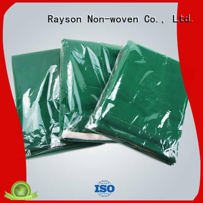 preen landscape fabric anti certification color rayson nonwoven,ruixin,enviro Brand 30 year landscape fabric