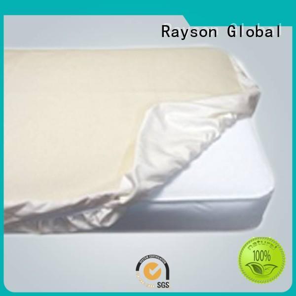 ground cover fabric terry pad big rayson nonwoven,ruixin,enviro Brand non woven fabric roll price